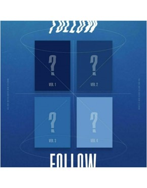 MONSTA X -  FOLLOW - FIND YOU CD