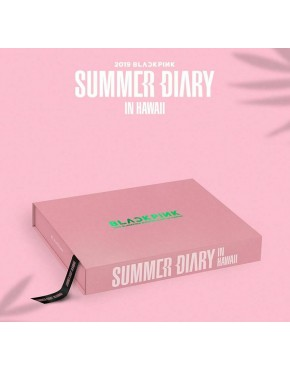 BLACKPINK - 2019 BLACKPINK'S SUMMER DIARY IN HAWAII Photobook