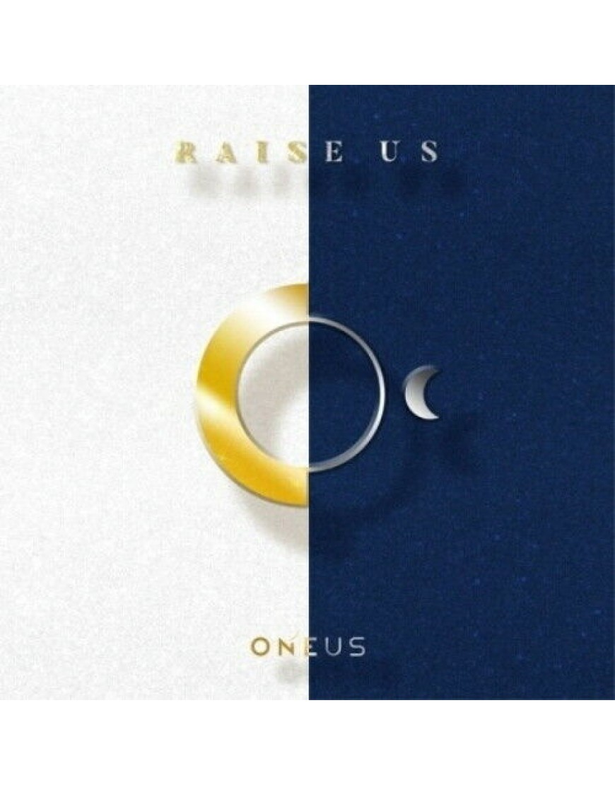 Oneus- Raise Us CD popup