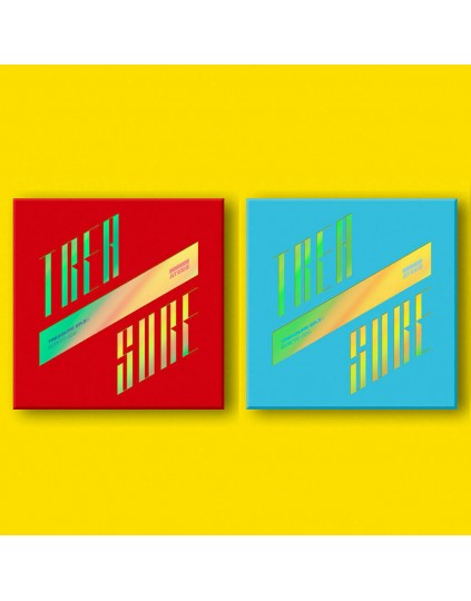 ATEEZ- TREASURE EP.3 : One To All CD