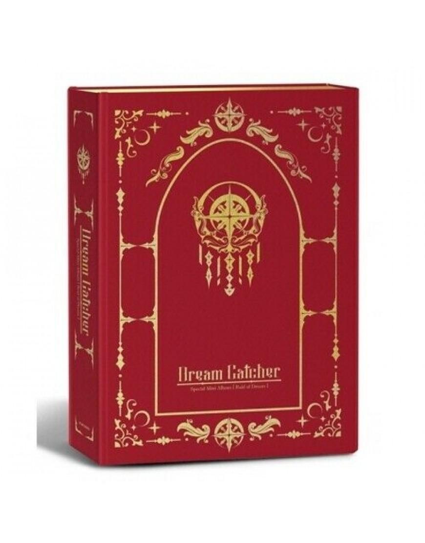 DREAM CATCHER - Raid of Dream] (Limited Edition) popup