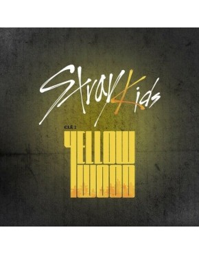 STRAY KIDS - Clé 2:Yellow Wood [Normal Ver] CD