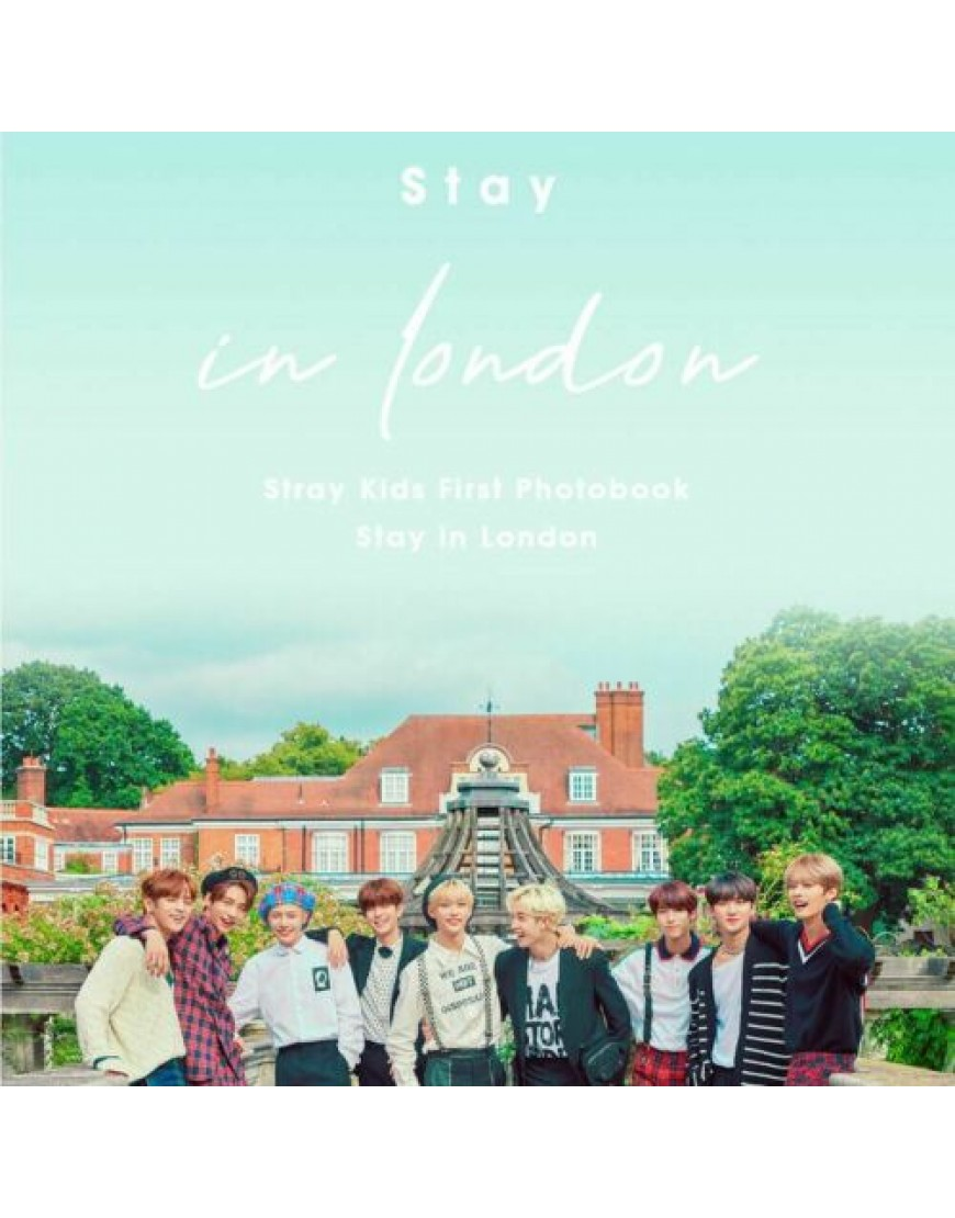 Stray Kids - Stray kids First Photobook [Stay in London] popup