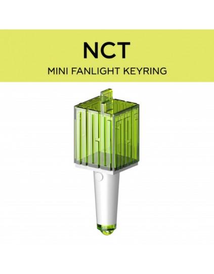 NCT- LIGHTSTICK MINI KEYRING