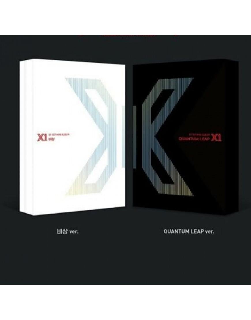 X1 - Soaring : Quantum Leap CD popup