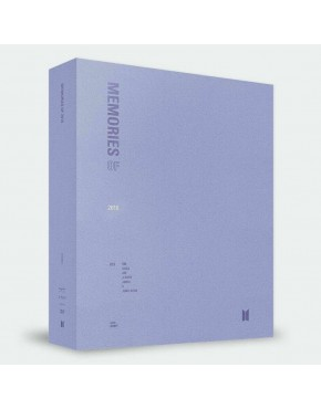 BTS - Memories Of 2018 DVD