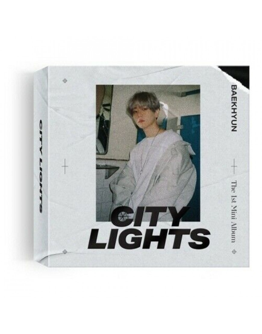 BAEKHYUN (EXO) - City Lights KIHNO ALBUM popup