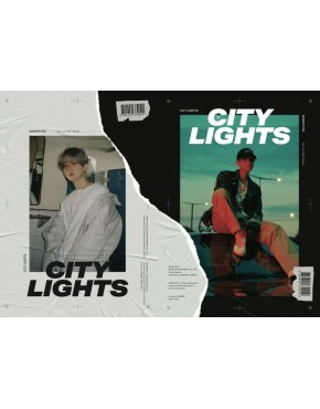 BAEKHYUN (EXO) - City Lights CD