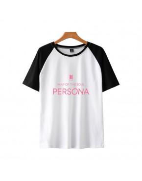 Camiseta Raglan BTS Persona