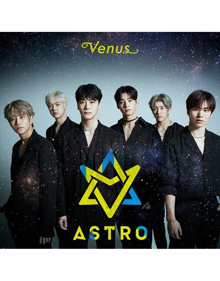 ASTRO - Venus ( Regular Version) CD popup