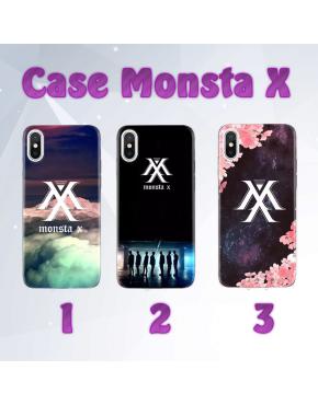 Case para Celular MONSTA X