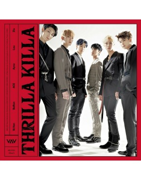 VAV -  Thrilla Killa CD