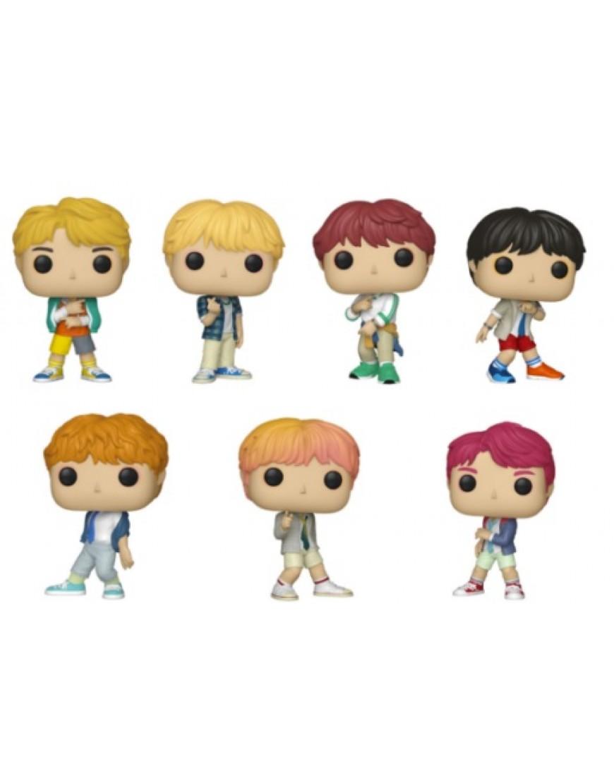 BTS-FUNKO POP popup