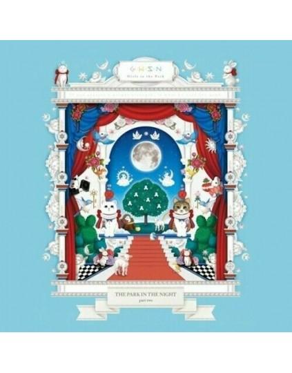 GWSN - Mini Album Vol.2 [밤의 공원(THE PARK IN THE NIGHT) part two] CD