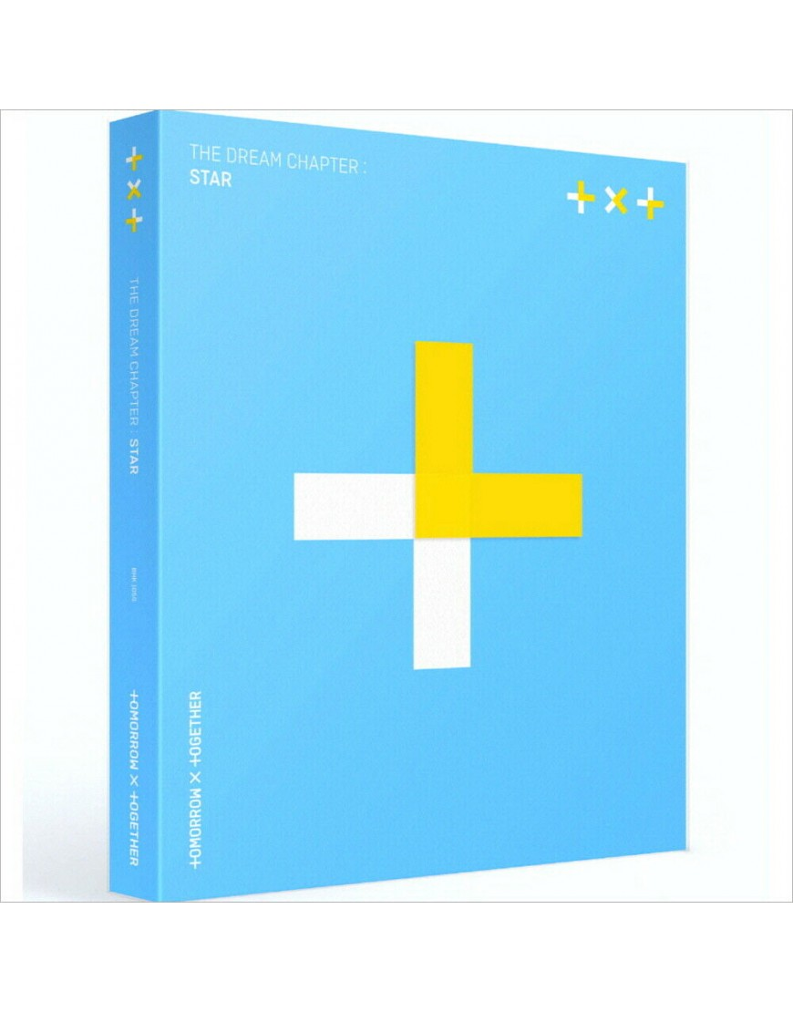 TXT (TOMORROW X TOGETHER) - The Dream Chapter : STAR CD popup