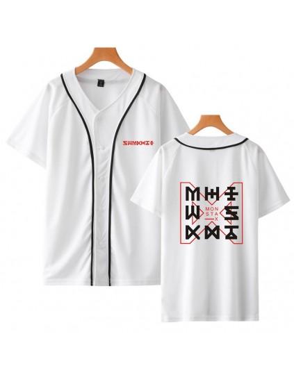 Camisa de Baseball Jersey Monsta X