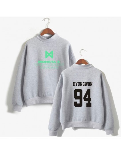 Blusa Ulzzang Monsta X The Connect