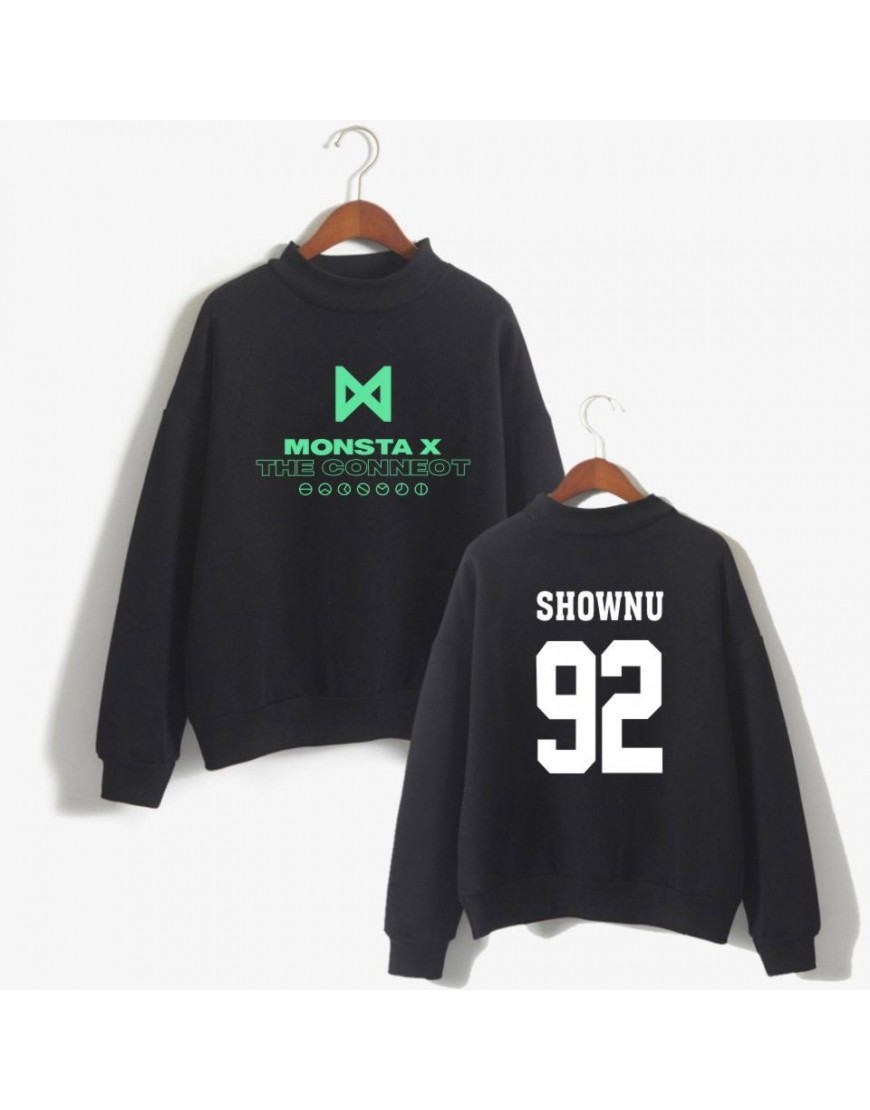 Blusa Ulzzang Monsta X The Connect popup