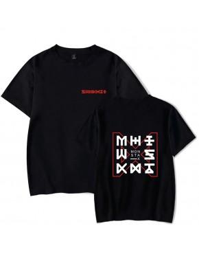 Camiseta Monsta X