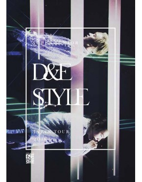 SUPER JUNIOR-D&E JAPAN TOUR 2018 - STYLE - Limited Edition
