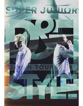 SUPER JUNIOR-D&E JAPAN TOUR 2018 - STYLE - Regular Edition CD