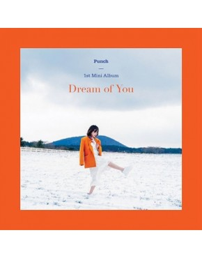 PUNCH - DREAM OF YOU CD