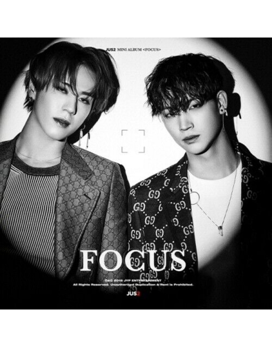Jus2 (GOT7) - FOCUS CD popup