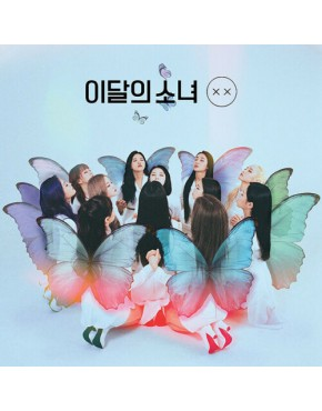 LOONA (LOOΠΔ/ MONTHLY GIRL ) - x x [Limited version] CD