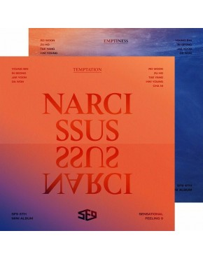 SF9 - Mini Album Vol.6 NARCISSUS CD