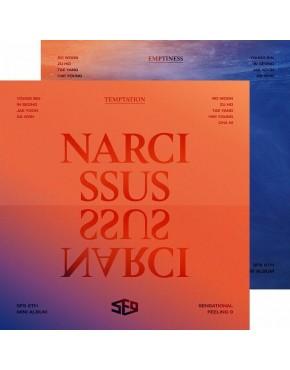 SF9 - Mini Album Vol.6 NARCISSUS CD
