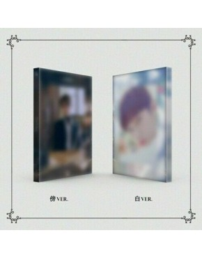 Yoon Ji Sung ( Wanna One) - Solo Album Aside CD