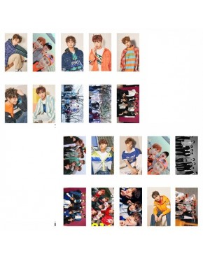 UNB Lomo Cards