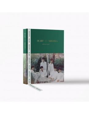 SHINHWA - TWENTY SPECIAL ALBUM [HEART] CD