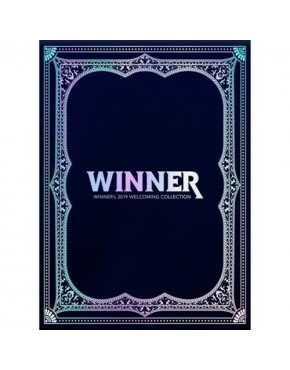 WINNER- 2019 WELCOMING COLLECTION DVD
