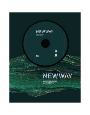 Kim Hyun Joong - Album- NEW WAY (CD+DVD)