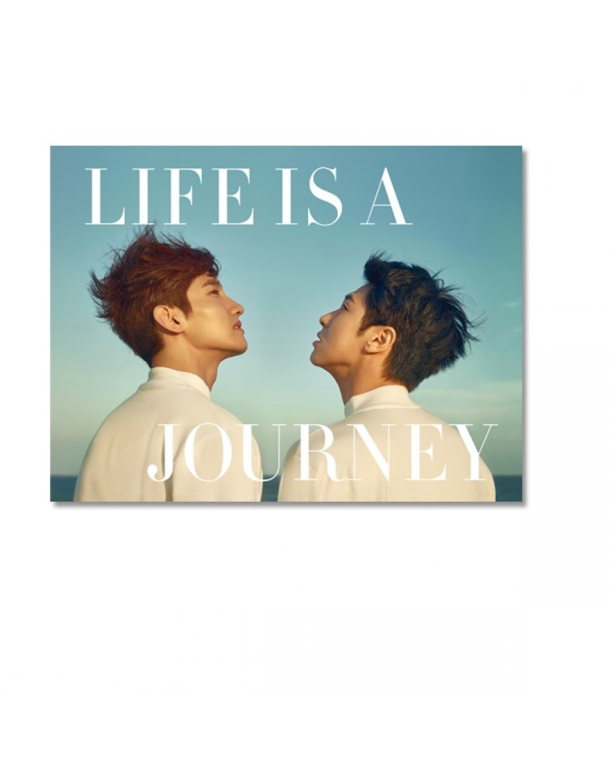 TVXQ- Life is a Journey popup