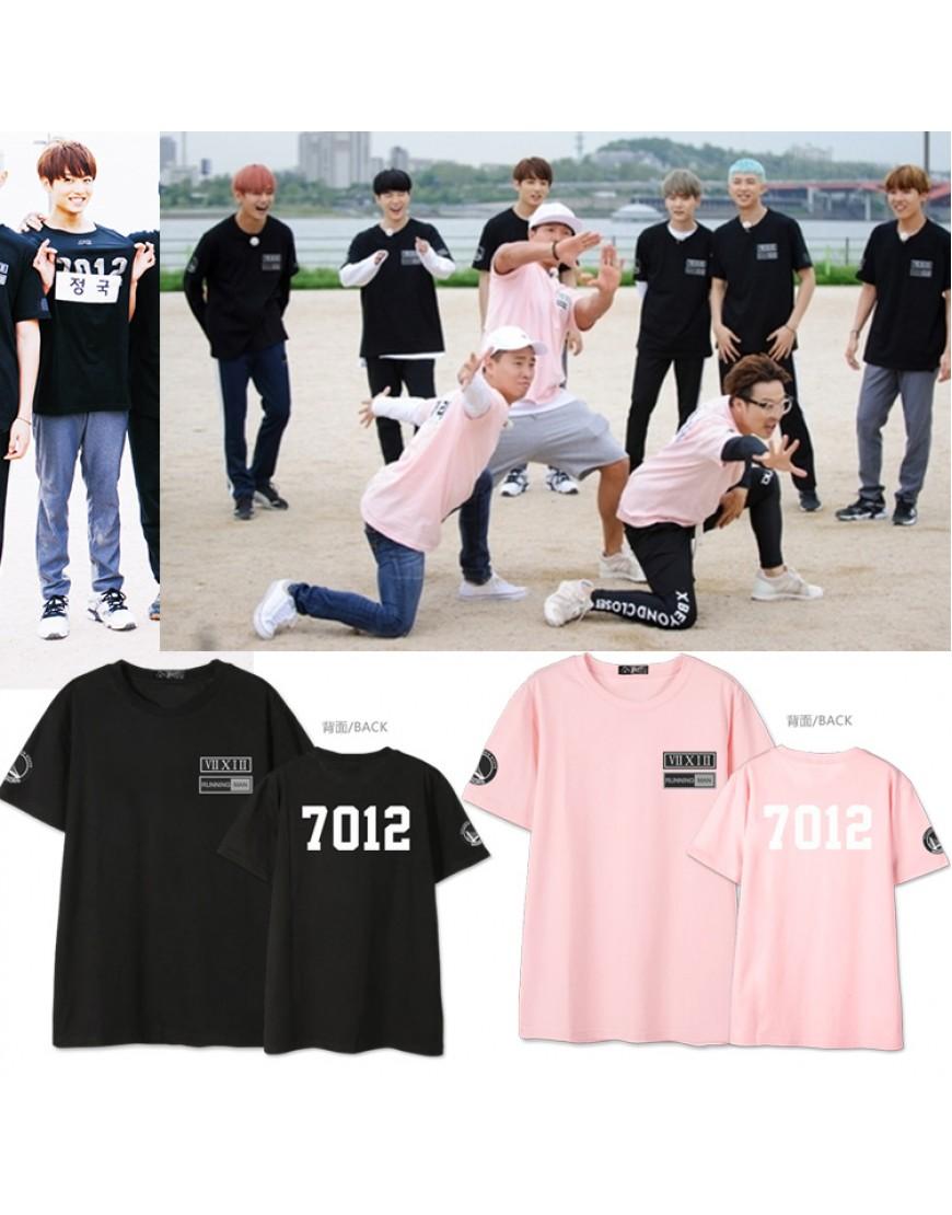 Camiseta BTS Running Man popup