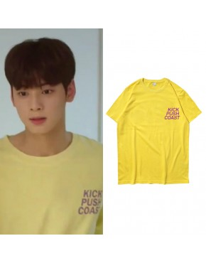 Camiseta Cha Eun Woo My ID is Gangnam Beauty