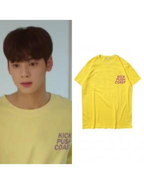 Camiseta Cha Eun Woo My ID is Gangnam Beauty
