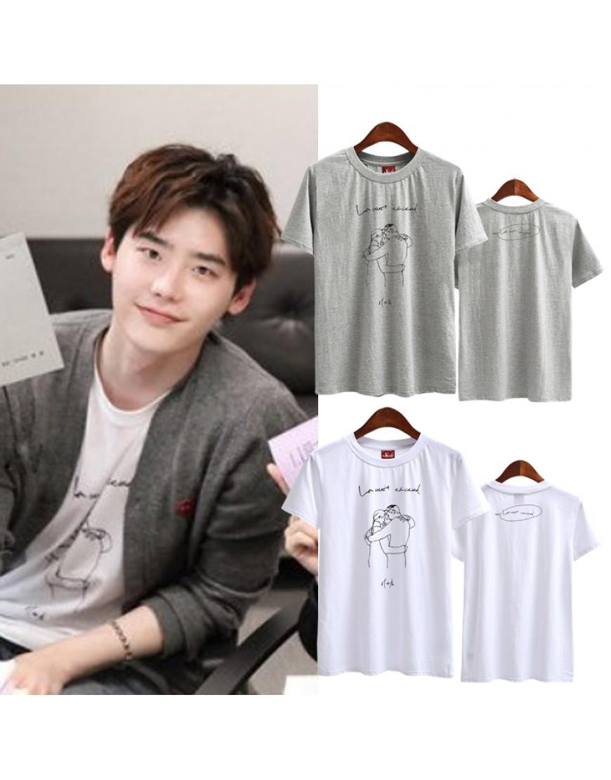 Camiseta Lee Jong Suk popup