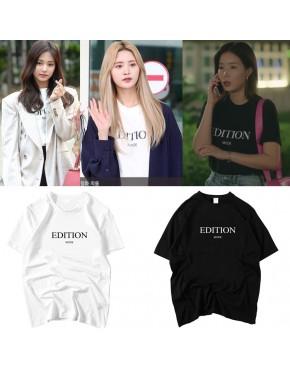 Camiseta Edition Mode Tzuyu Twice EXID