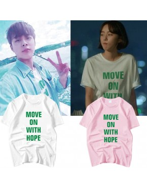 Camiseta Move On With Hope Suho Yoo Seonho