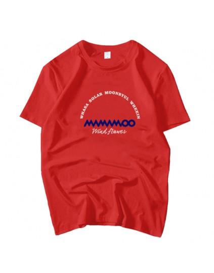 Camiseta Mamamoo Wind Flower