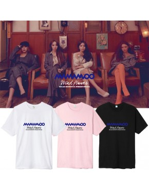 Camiseta Mamamoo Wind Flower