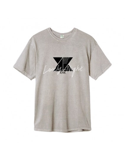 Camiseta KNK Lonely Night