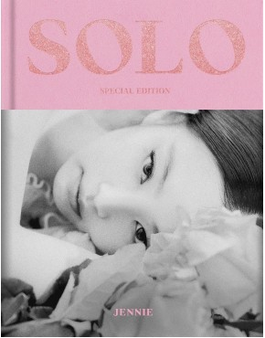 BLACKPINK : JENNIE - JENNIE [SOLO] PHOTOBOOK (SPECIAL EDITION)