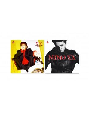 WINNER : MINO - Solo Album Vol.1 [XX] CD