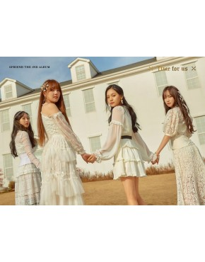 GFRIEND - Album Vol.2 - Time for us CD