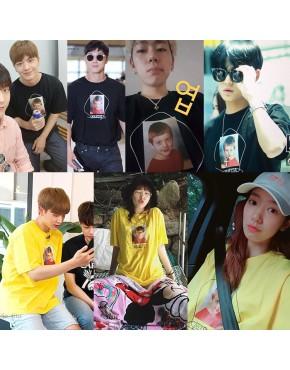 Camiseta Ikon Sungjae Yunho