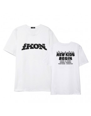 Camiseta Ikon New Kids Begin